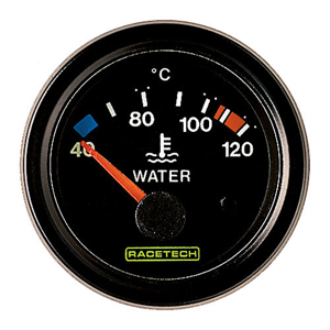 FO4-1226A/B Elect. Water Temp Gauge