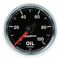 ET-AWE5 Oil Pressure Gauge